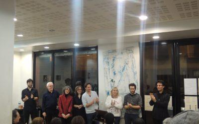 Poètes en Résonances – 26 janvier 2018 à Paris