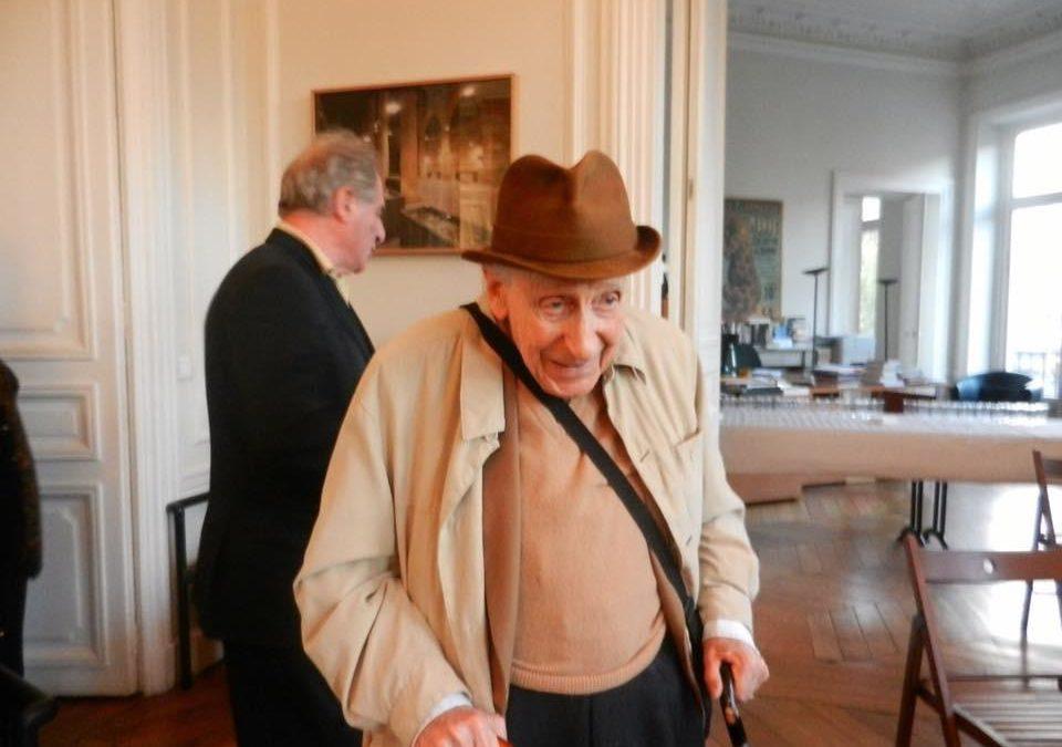 Georges-Emmanuel CLANCIER entre prose et poésie – par Jean Blot