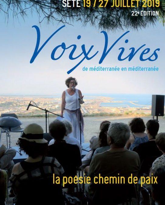 La revue Phoenix au festival Voix vives de Méditerranée