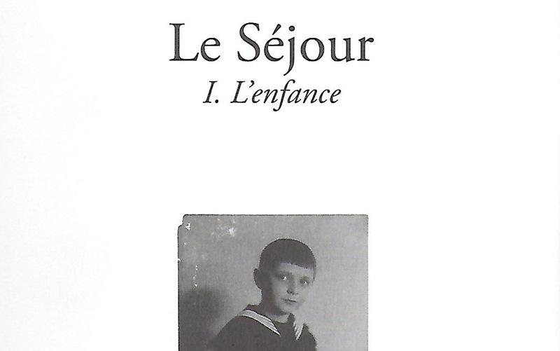 Jean Blot – Le Séjour I